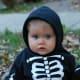Baby Skeleton Costume