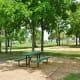 Many picnic areas