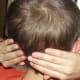 Touching occipital lobes