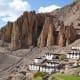 Fabulous sight of Spiti Valley.
