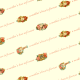 Vintage Mother's Day scrapbooking paper -- pale yellow background