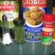 Ingredients for side (note: olive oil can be used to replace some of the butter!)