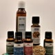 Carrier oil and essential oils