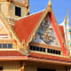 Buddhist Temple in Udon Thani Province