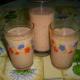 Star Fruit / Carambola and Papaya Smoothies
