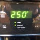 Pre-heat oven to 250 degrees.