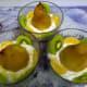 Add the kiwi fruit and orange segments.