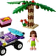 Olivia's Beach Buggy (41010)  Released 2013.  94 pieces.