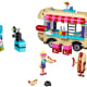 Amusement Park Hot Dog Van (41129)  Released 2016.  243 pieces.
