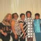 My loving sisters Linda, Lois, Doris, Janie, Earlene and my twin sister Paulette, keep us continuously in their prayers as they give us loving support and inspirational encouragement.