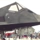F-117 at Joint Base Andrews.