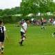 Boy's Team of Soccer in Cullen Park