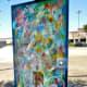 The Talking Door art exhibit