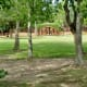 Shade trees as well as open lawn areas