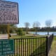 Posted Rules For Fishing in Cypress Park