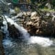 Small Waterfall in the Dense Forest of Khanaspur