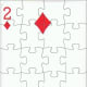 2 of diamonds