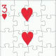 3 of hearts