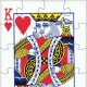 king of hearts free clipart