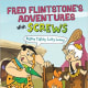 Fred Flintstone's Adventures with Screws (Flintstones Explain Simple Machines) by Mark Weakland