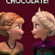 Chocolate frozen might be the delicious one.