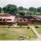 One of the monasteries of Nalanda university
