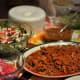 Cochinita Pibil in sauce