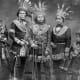 Ojibwe in northern Michigan and Canada were Chippewa in central and southern Michigan.