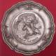 Paul Revere Pewter Plate