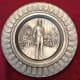 Abraham Lincoln Gettysburg Address Plate by International Silver Company