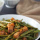 String Beans with Pork Belly Adobo for those who love beans