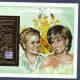 Togo: Princess Diana gold foiled souvenir sheet worth about 4$-5$