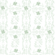 Victorian scrollwork St. Patrick's Day scrapbooking paper -- white background