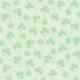 St. Patrick's Day green shamrocks