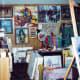 Partial view of the Rogan studio