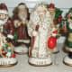 Vintage Santa Decorations Collection