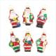 Vintage Santa Christmas Tree Decorations