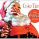 Vintage Coke Santa Decorations