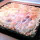 Bake pie in preheated oven at 180C for about 40 minutes, until the pastry is golden brown.