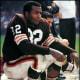 Jim Brown GridIron Sidelines - Photo Courtesy ESPN