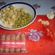 Some of the ingredients:  Longganisa, mushrooms, peas, onion, tomato and garlic.