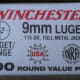 Winchester 9mm 115gr FMJ