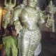 Kollur Mookambika Temple bronze icon