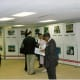 Poster boards were a large part of the exhibit.