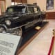 Chiang Kai Shek's presidential car gifted by the Chinese People from the Philippines