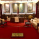 Replica of Chiang Kai Shek's Office with his wax statue