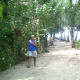The entrance at Sitio Parong, Pawa where the Hot Spring on the Sea is located (IAA)