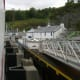 Hebridean Isles ferry docking at Port Askaig, Islay
