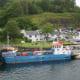 Port Askaig Hotel and the Islay-Jura ferry