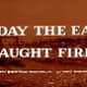 Opening title sequence of The Day the Earth Caught Fire.